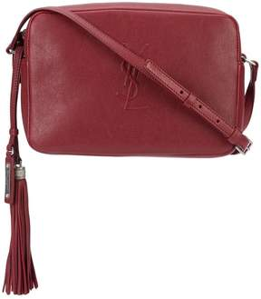 Saint Laurent Lou camera bag - RED - STYLE