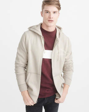 Abercrombie & Fitch Logo Hoodie