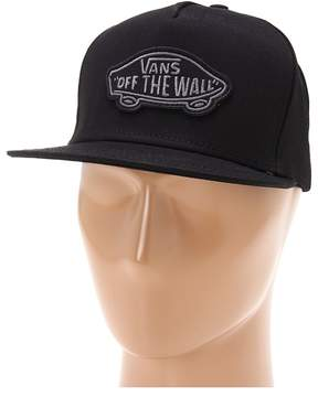 Vans Classic Patch Snapback Hat Caps