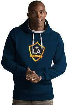 Antigua Men's Los Angeles Galaxy Victory Logo Hoodie