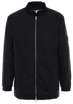 McQ Men's Black Polyamide Jacket.