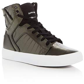 Supra Boys' Metallic Skytop Sneakers - Toddler, Little Kid, Big Kid