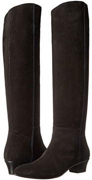 CNC Costume National Tall Suede Boot