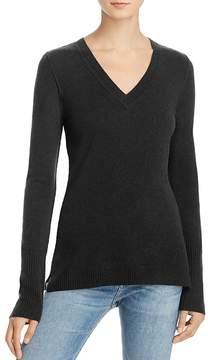 Aqua Cashmere V-Neck Sweater - 100% Exclusive
