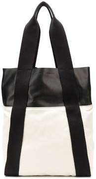 Proenza Schouler leather-panelled tote