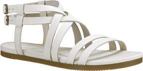 Teva Avalina Crossover Leather Sandal (Women's)