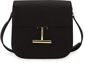 Tom Ford Tara Small T Clasp Shoulder Bag