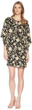 Bobeau B Collection by Morna Ruffle Sleeve Dress Women's Dress