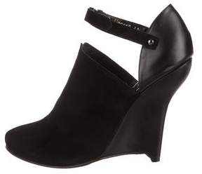 Opening Ceremony Agyness Suede Wedges