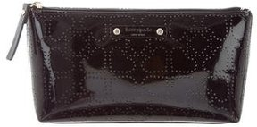 Kate Spade New York Patent Leather Cosmetic Bag