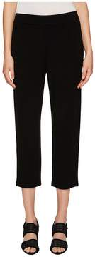 Eileen Fisher Cropped Trousers Women's Casual Pants