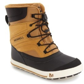 Merrell Toddler 'Snow Bank 2' Waterproof Boot