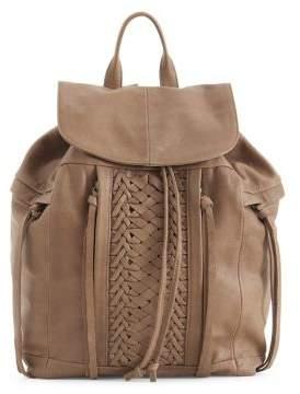 DAY Birger et Mikkelsen And Mood Marie Leather Backpack