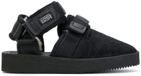 Suicoke closed toe sandals