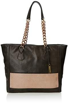 Urban Originals Perforated Shopper Shoulder Bag
