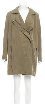 Blank NYC Lightweight Longline Jacket