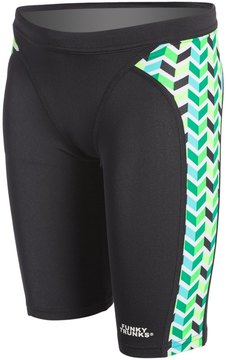 Funky Trunks Golden Arms Youth Training Jammer Swimsuit 8133556