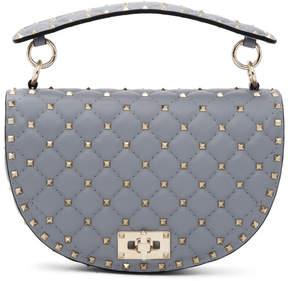 Valentino Blue Garavani Rockstud Spike Bag