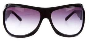 Saint Laurent Tinted Oversize Sunglasses