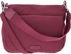 Vera Bradley Microfiber Carson Shoulder Bag