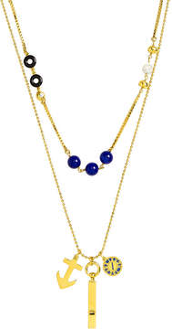 Henri Bendel Astor Double Necklace