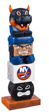 Evergreen New York Islanders Tiki Totem