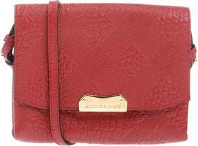 Burberry Handbags - BRICK RED - STYLE