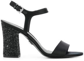 MICHAEL Michael Kors glitter heel sandals