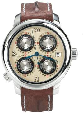 Jacob & co GMT World Time Automatic GMT2SS