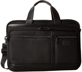 Hartmann - Hypertex - Double Compartment Expandable Brief Briefcase Bags
