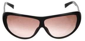Blumarine Gradient Logo Sunglasses