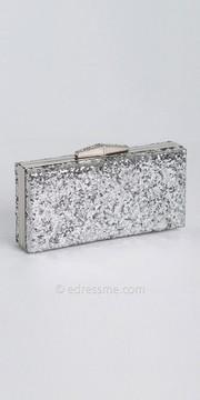Camille La Vie Glitter Box Bag