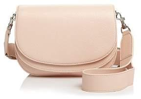 Steven Alan Landon Leather Saddle Bag
