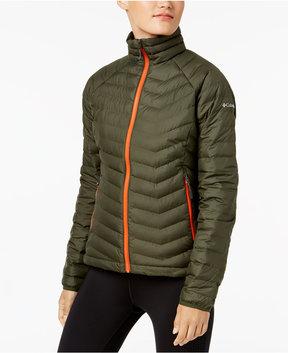 Columbia Oyanta Trail Insulated Puffer Jacket
