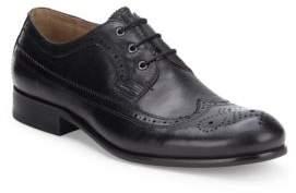 John Varvatos Leather Brogue Shoes