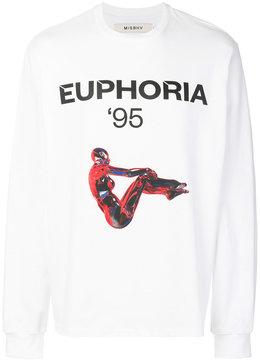 Misbhv Euphoria '95 sweatshirt