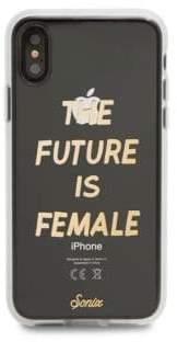 Sonix Future is Female IPhone Case