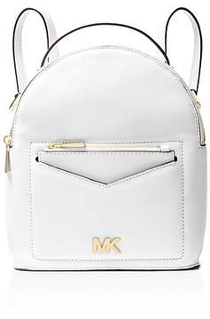 Michael Kors MICHAEL Jessa Small Convertible Leather Backpack