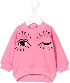 Kenzo Winking Eye sweatshirt