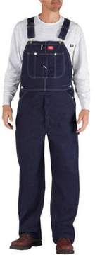 Dickies Big Men's 100% Cotton Indigo Bib Overalls