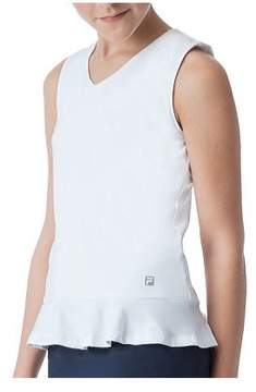 Fila Girls' Peplum Top