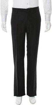Marc Jacobs Flat Front Straight-Leg Pants