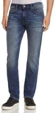 Mavi Jeans Zach Straight Fit Jeans in Mid Shade Williamsburg