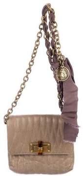Lanvin Embossed Mini Pop Happy Bag