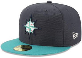 New Era Seattle Mariners Batting Practice Diamond Era 59FIFTY Cap