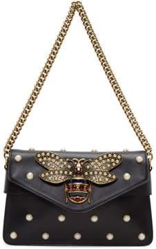 Gucci Black Broadway Clutch Bag - BLACK - STYLE