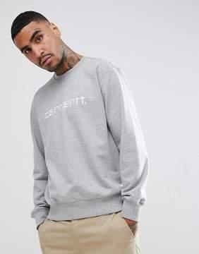 Carhartt WIP Sweatshirt In Gray