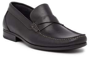 Sandro Moscoloni Milt Leather Crisscross Loafer
