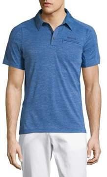 Marmot Short Sleeve Polo Varsity Shirt