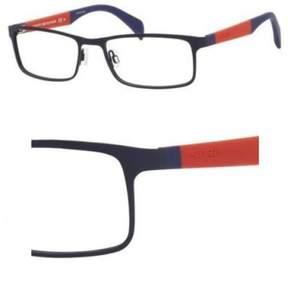 Tommy Hilfiger Eyeglasses T_hilfiger 1259 04NP Semi Matte Blue
